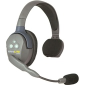 Eartec ULSR UltraLITE Single-Ear Remote Headset with Rechargeable Lithium Battery