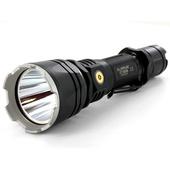 Klarus XT12GT Rechargeable LED Flashlight (1600 Lumens)
