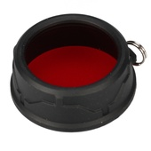 Klarus FT12 Flashlight Filter - Red