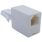 DYNAMIX BT Telephone Male to RJ-11 Socket Adapter