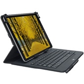 """Logitech Universal Folio with Bluetooth Keyboard for 9""""-10"""" Tablets"""