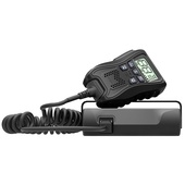 Crystal DB477D 5W Compact In-Car UHF CB Radio with Remote Mic Control