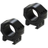 Burris Optics XTR Signature Picatinny Scope Rings (30mm, Aluminium, Medium, Matte Black)