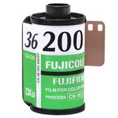 Fujifilm FujiColor C200 135-36 Colour Negative Film