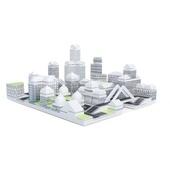 Arckit Masterplan Architectural Model Kit