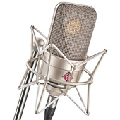 Neumann TLM 103 Studio Set Large-Diaphragm Condenser Microphone (Nickel)