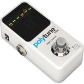 TC Electronic Polytune 3 Mini Polyphonic Tuner Pedal