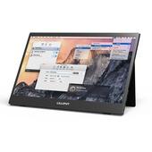 "Lilliput UMTC-1400 14"" Portable USB-C & HDMI External Laptop Monitor"