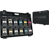 Behringer PB1000 Ultimate Pedalboard w/ Power Supply