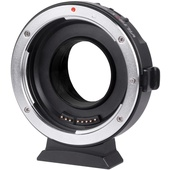 Viltrox EF-M1 Lens Mount Adapter for Canon EF or EF-S-Mount Lens to Micro Four Thirds Camera