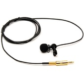 Microphone Madness MM-LAPEL-1 Lapel Style Omni-Directional Microphone