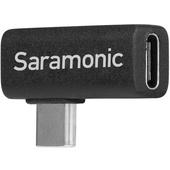 Saramonic SR-C2005 Right-Angle Male-to-Female USB Type-C Adapter