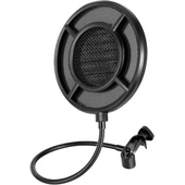 THRONMAX P1 Proof-Pop Filter (Black)