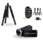 Move 'N See PIXIO Robot Kit with Sony CX450 Camera
