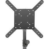 Gravity Stands GSAVESA1 35mm Pole Mount LCD Monitor VESA Bracket