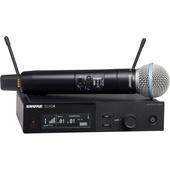 Shure SLXD24/B58 Digital Wireless Handheld Microphone System with Beta 58A Capsule