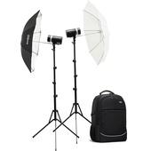 Godox AD300 Pro Dual Flashes Backpack Kit