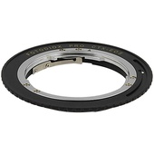 FotodioX Pro Lens Mount Adapter for Contax/Yashica Lens to Canon EF-Mount Camera