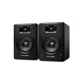 M-Audio BX4 4.5 Inch 2-Way 120W Powered Studio Reference Monitors (Pair)