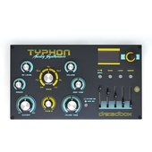 Dreadbox Typhon 2 Oscillator Analog Synthesizer