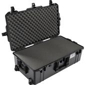 Pelican 1615 Air Gen 2 Wheeled Hard Case with Foam Insert (Black)