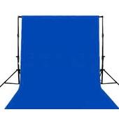 Chroma Blue Screen backdrop 6m x 3m