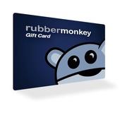 Rubber Monkey Gift Card - 10
