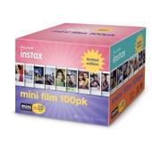 Fujifilm Instax Mini Film Limited Edition 100 Pack