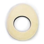 Bluestar Large Oval Eyecushion - Chamois