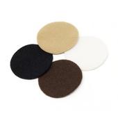 Ursa Soft Circles Lav Covers (5 x Beige, 5 x Black, 5 x White, with 30 x Stickies)