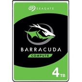 "Seagate BarraCuda Compute 4TB 2.5"" Internal HDD"
