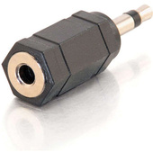 C2G 3.5mm Stereo Female to 3.5mm Mono Male Adapter