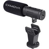 CKMOVA VCM3 On-Camera Microphone for DSLR & Smartphone