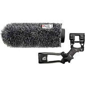 """Rycote Classic Softie with Lyre Mount and Pistol-Grip Kit (7"""", 0.7 to 0.8"""" Diameter Hole)"""
