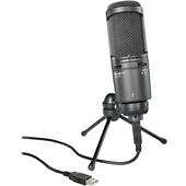 Audio Technica AT2020USB+ Cardioid Condenser USB Microphone