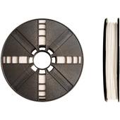 MakerBot 1.75mm PLA Filament (Large Spool, 0.9 kg / 2 lb, True White)