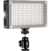 Luminos LED-144B LED Variable Colour On-Camera Light