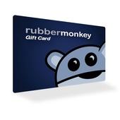 Rubber Monkey Gift Card - 100