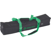 K&M 21315 Carrying Case for Microphone/ 6 Boom Stands (Black)
