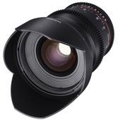 Samyang 24mm T1.5 VDSLR ED AS IF UMC II Cine Lens for Canon EF Mount