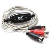 Hosa USM-422 Tracklink MIDI to USB Interface (6 ft)