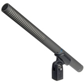 Audio Technica AT897 Line and Gradient Condenser Microphone