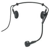 Audio Technica PRO 8-HEX Hypercardioid Headworn Dynamic Microphone with XLR Connector