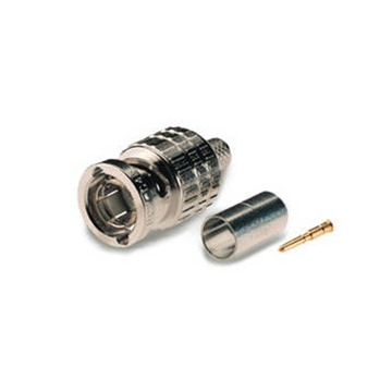 Canare BCP-B45HW 3.0 GHz 75-Ohm BNC Plug for L-4.5CHWS/1694F Cables (Pack of 20)