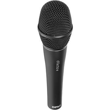 DPA d:facto II Interview Microphone with DPA Handle