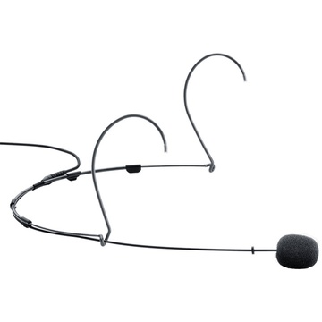 DPA d:fine 4088 Directional Headset Microphone with a Microdot Termination (Black)