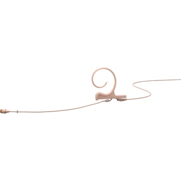 DPA d:fine 66 1-Ear Omnidirectional Headset Microphone and 110mm Boom with MicroDot Connector