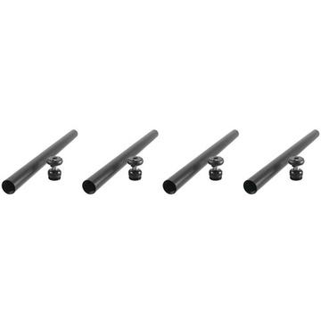 "Kessler Crane CS1129 24"" Kwik Leg Rail (set of 4)"