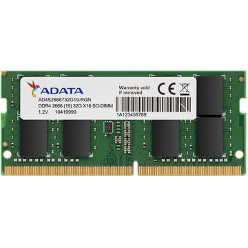 ADATA 4GB DDR4-2666 512x16 SODIMM