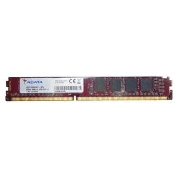 Adata 4GB 512x8 DDR3L 1600 VLP DIMM low voltage